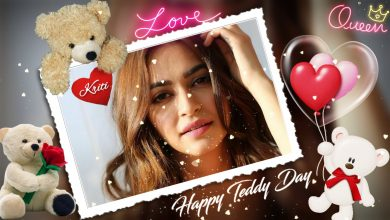 Photo of Teddy Day🐻special video | Create Valentine's Day💞 Videos for Your Crush💕| Teddy Bear day template